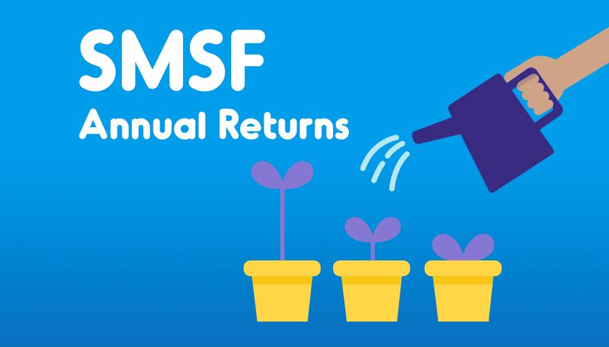 smsf tax return